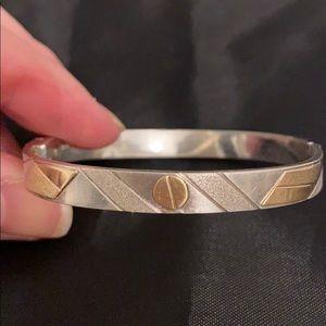 VINTAGE Sterling silver bracelet from Israel